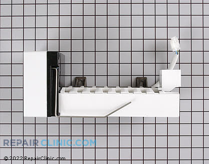 Universal Refrigerator Ice Maker Assembly