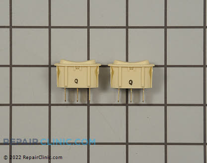 Nutone Range Vent Hood Rocker Switch