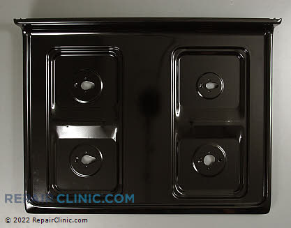 Metal Cooktop (OEM)  316202349