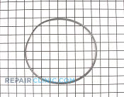 Burner Gasket - Part # 258138 Mfg Part # WB32M8