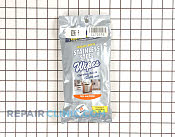 Ss polish wipes single pack of 25 - Part # 1170593 Mfg Part # WX10X10001