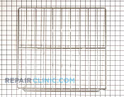 Wire Shelf - Part # 1025930 Mfg Part # 367629
