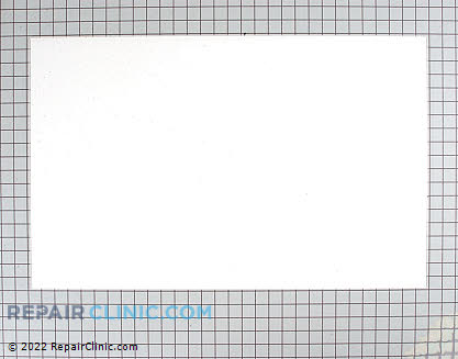 Outer Door Glass (OEM)  WB57K11
