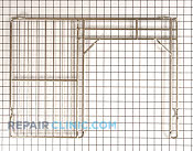 Oven Rack - Part # 1072418 Mfg Part # 74009589
