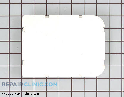 Plate cover white WC36X5091       Main Product View