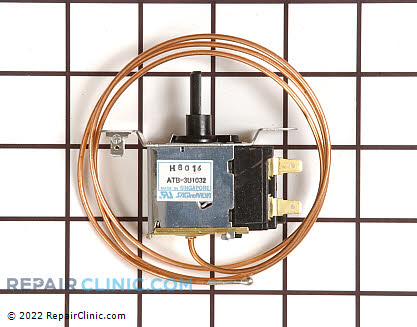 Temperature Control Thermostat (OEM)  WR9X498 - $22.10