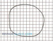Gasket - Part # 895421 Mfg Part # 74006056