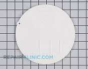 Stirrer Blade Cover - Part # 1308458 Mfg Part # 3550W1A211A