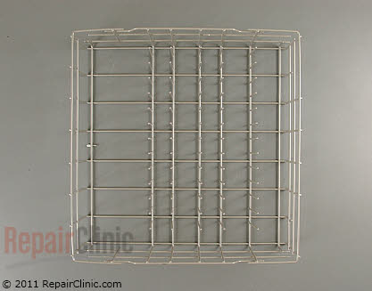 Lower Dishrack Assembly 8561749 Main Product View