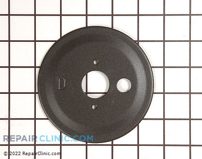 Surface Burner Base (OEM)  316241704