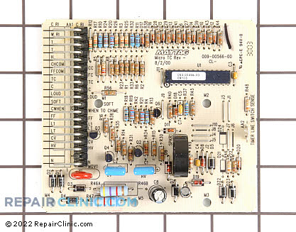 Temperature Control Board 22003617        Main Product View
