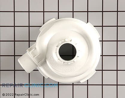 Thermador Dishwasher Pump Housing