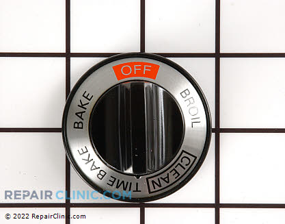 Knob (OEM)  WB3X5683, 257121