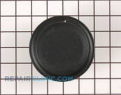 Surface Burner Cap - Part # 400477 Mfg Part # 12001495