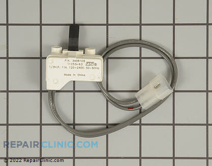 Door Switch (OEM)  WE04X10052