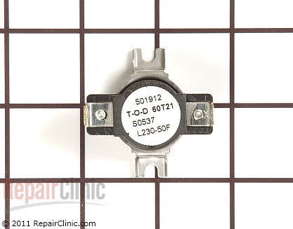 High Limit Thermostat (OEM)  35001192