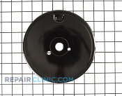 Pan, burner (smr-blk) - Part # 696265 Mfg Part # 71002999