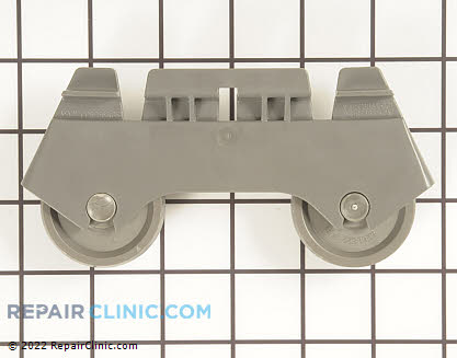 Kitchenaid Lower Dishrack Roller Assembly