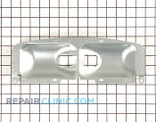 Light Lens Cover - Part # 1266970 Mfg Part # 3034JA1009A