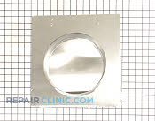 Wall cap 8 round duct - Part # 1268442 Mfg Part # 643