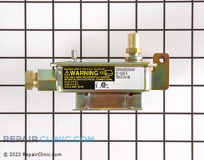 Oven Safety Valve (OEM)  7501P144-60 - $90.90
