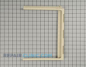 Frame  - accordian screen - Part # 1217602 Mfg Part # AC-2950-39