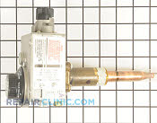 Gas Valve and Thermostat Assembly - Part # 675279 Mfg Part # 66001003