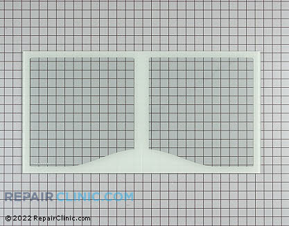 Glass Crisper Cover WR32X10465 Main Product View