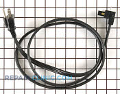 Power Cord - Part # 1154896 Mfg Part # 134500500