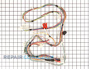 Harness, wiring (for detail see pages 9 & 10) - Part # 1059092 Mfg Part # 3956951