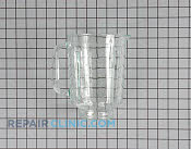 Glass Jar - Part # 831715 Mfg Part # 9704200