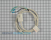 Power Cord - Part # 1260661 Mfg Part # 5304460002