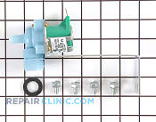 Water Inlet Valve - Part # 305409 Mfg Part # WR57X121