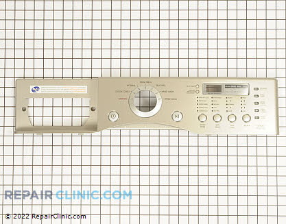 Lg Control Panel Assembly