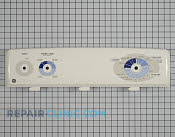 Control  Panel - Part # 1264254 Mfg Part # WE19M1490