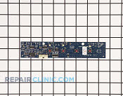 User Control and Display Board - Part # 1196718 Mfg Part # 241700103