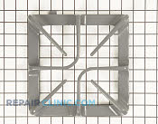 Burner Grate - Part # 257870 Mfg Part # WB31K10023