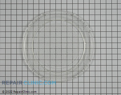 Glass Tray 3390W1G004C Main Product View