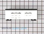 User Control and Display Board - Part # 528921 Mfg Part # 3406039