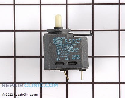 Buzzer Switch (OEM)  40070501