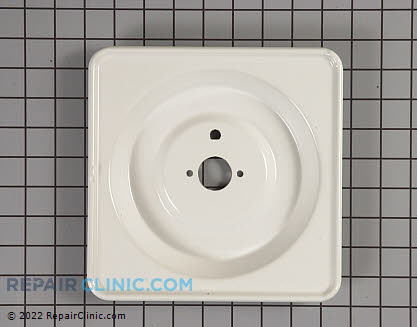 8-1/2 Inch Gas Burner Drip Bowl (OEM)  318168126