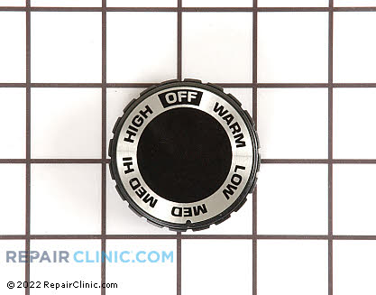 Control Knob (OEM)  WB3X5636, 257076