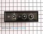 Oven Control Board - Part # 709137 Mfg Part # 7601P058-60