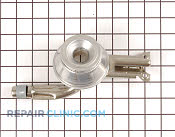 Surface Burner - Part # 1230891 Mfg Part # Y0042375
