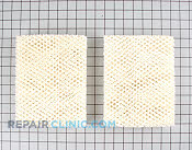 Filter - Part # 940386 Mfg Part # H55-RPS