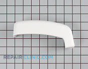 End cap,white ,rh - Part # 833142 Mfg Part # 316240900