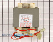 High Voltage Transformer - Part # 651468 Mfg Part # 56001108
