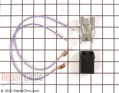 Element Receptacle and Wire Kit (OEM)  WB17X210