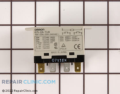 Relay omron WP24X35 Main Product View