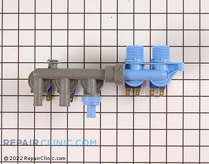 Maytag Water Valve and Inlet Assembly